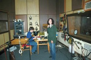 Ad Libitum Guitar Orchestra – In a music studio – 2008