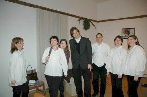 Ad Libitum Gitárzenekar – Adventi koncert Pátyon – 2009