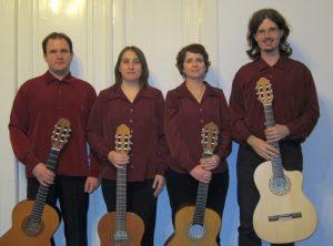 Ad Libitum Guitar Ensemble – Tamás Kocsis, Ágota Bárkányi, Katalin Rónai-Czentár, Péter Andorka – 2011