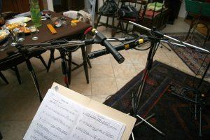 Stúdióban az Ad Libitum Gitáregyüttes – 2012