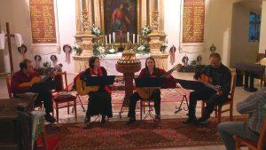 XIII. Nemzetközi Akusztikus Gitárfesztivál; Győr – Ad Libitum Gitáregyüttes és Szerdahelyi Tamás