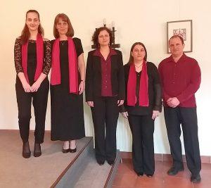 Vimláti Nóra (cselló), Vimláti Judit (fuvola) és az Ad Libitum Gitáregyüttes – Budakeszi – 2018